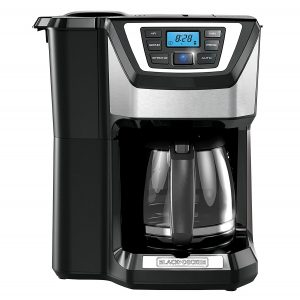 top rated grind and brew coffee makers
