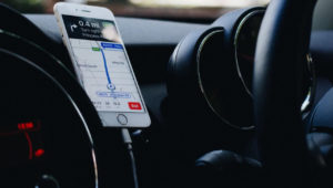 gps trackers in cars