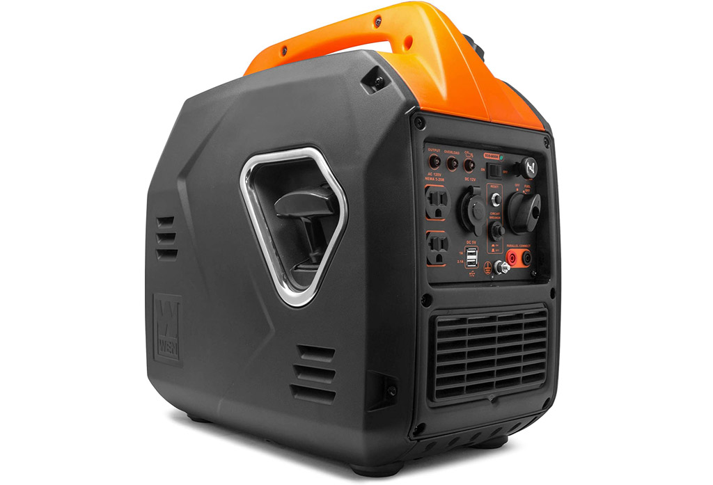 travel trailers with generators